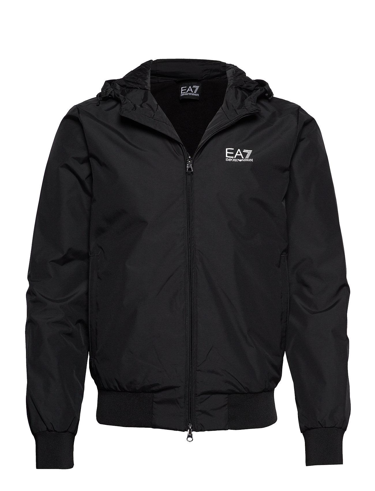 EA7 JACKET - BLACK