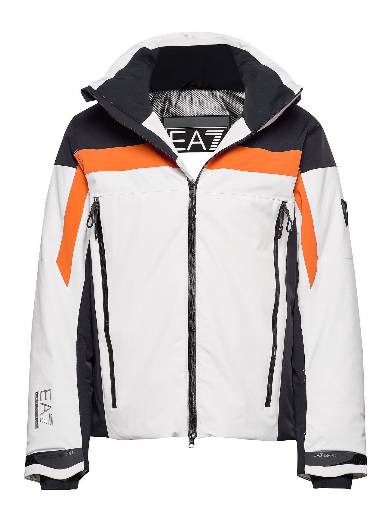 EA7 SKI JACKET - NIMBUS CLOUD
