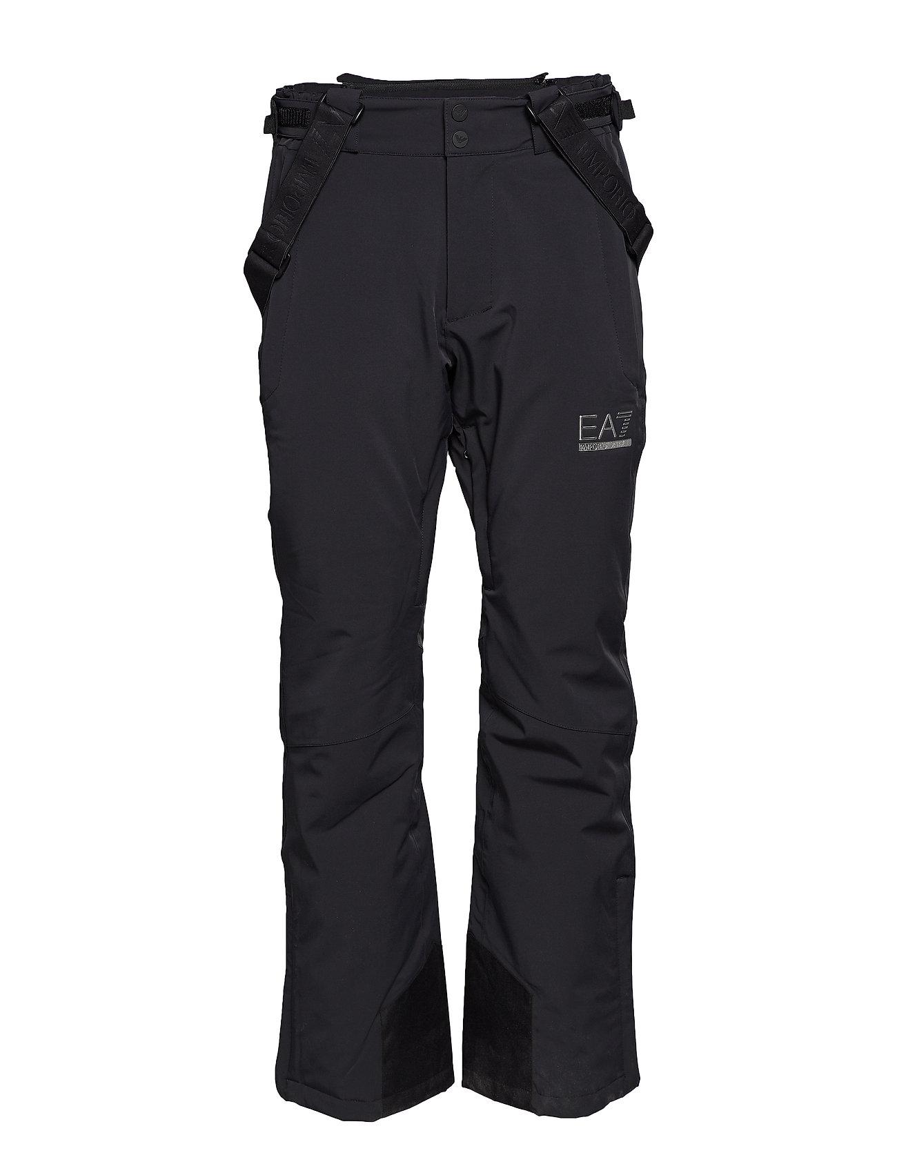 EA7 SKI PANTS - BLACK