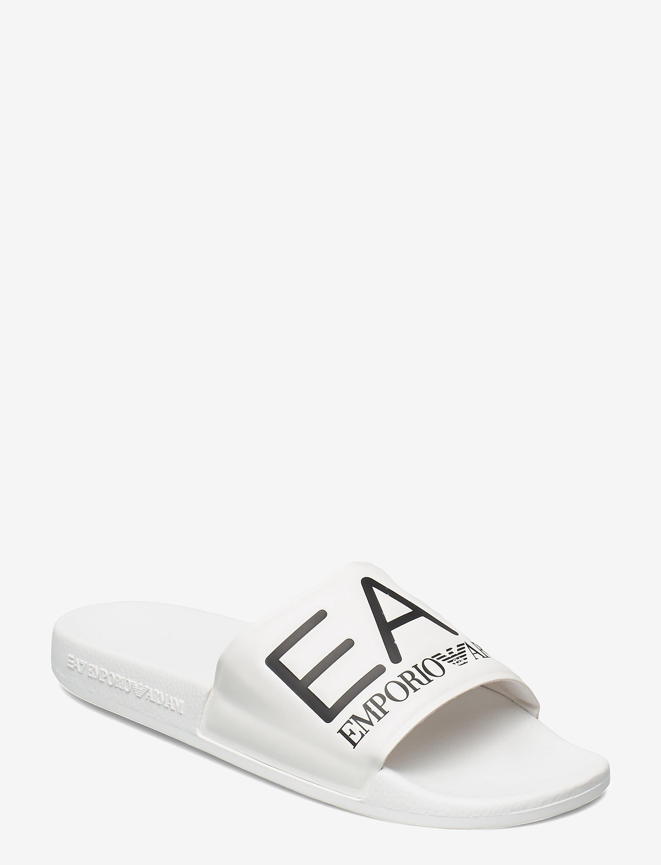 EA7 - SLIPPER VISIBILITY S - pool sliders - white - 0