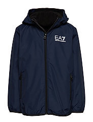 JACKETS - NAVY BLUE