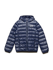 JACKET - NAVY BLUE