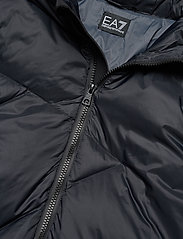 EA7 - DOWN JACKET - fodrade jackor - black - 4