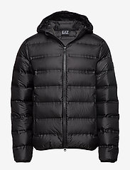 EA7 - DOWN JACKET - black - 0