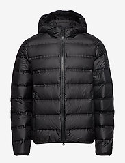 EA7 - DOWN JACKET - black - 1