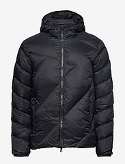 EA7 - DOWN JACKET - fodrade jackor - black - 1