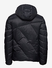 EA7 - DOWN JACKET - fodrade jackor - black - 2