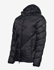 EA7 - DOWN JACKET - fodrade jackor - black - 3