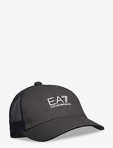 CAP - lakit - ebony/white logo