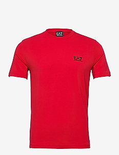 T-SHIRT - basis-t-skjorter - racing red