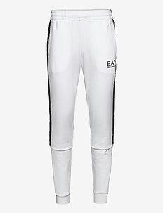 TROUSER - joggebukser - white