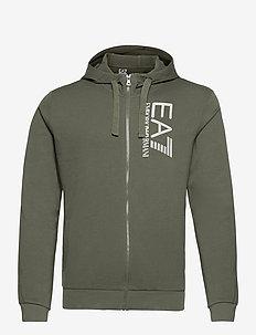 SWEATSHIRT - hoodies - climbing ivy