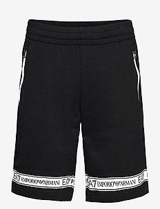 BERMUDA - casual shorts - black