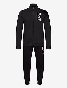 TRANING SUIT - sweatpants - black