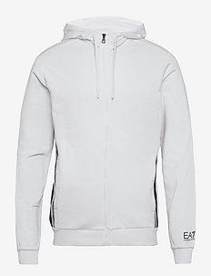 SWEATSHIRT - hoodies - 1100-white
