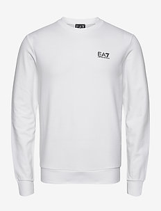 SWEATSHIRT - basic sweatshirts - white