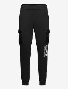 TROUSERS - sweatpants - 1200-black