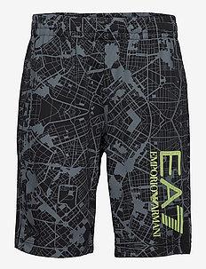 BERMUDA - casual shorts - fancy black