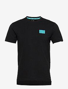 T-SHIRT - basic t-shirts - black