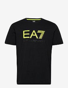 T-SHIRT - kortermede t-skjorter - black