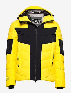 SKI JACKET - BLAZING YELLOW