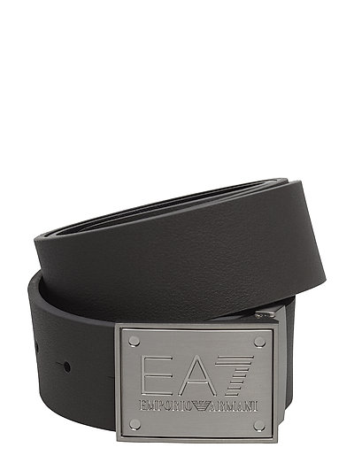 UNISEX BELT - 21844-ANTRACITE/BLACK