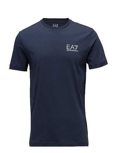 T-SHIRT - 0540-NAVY BLUE
