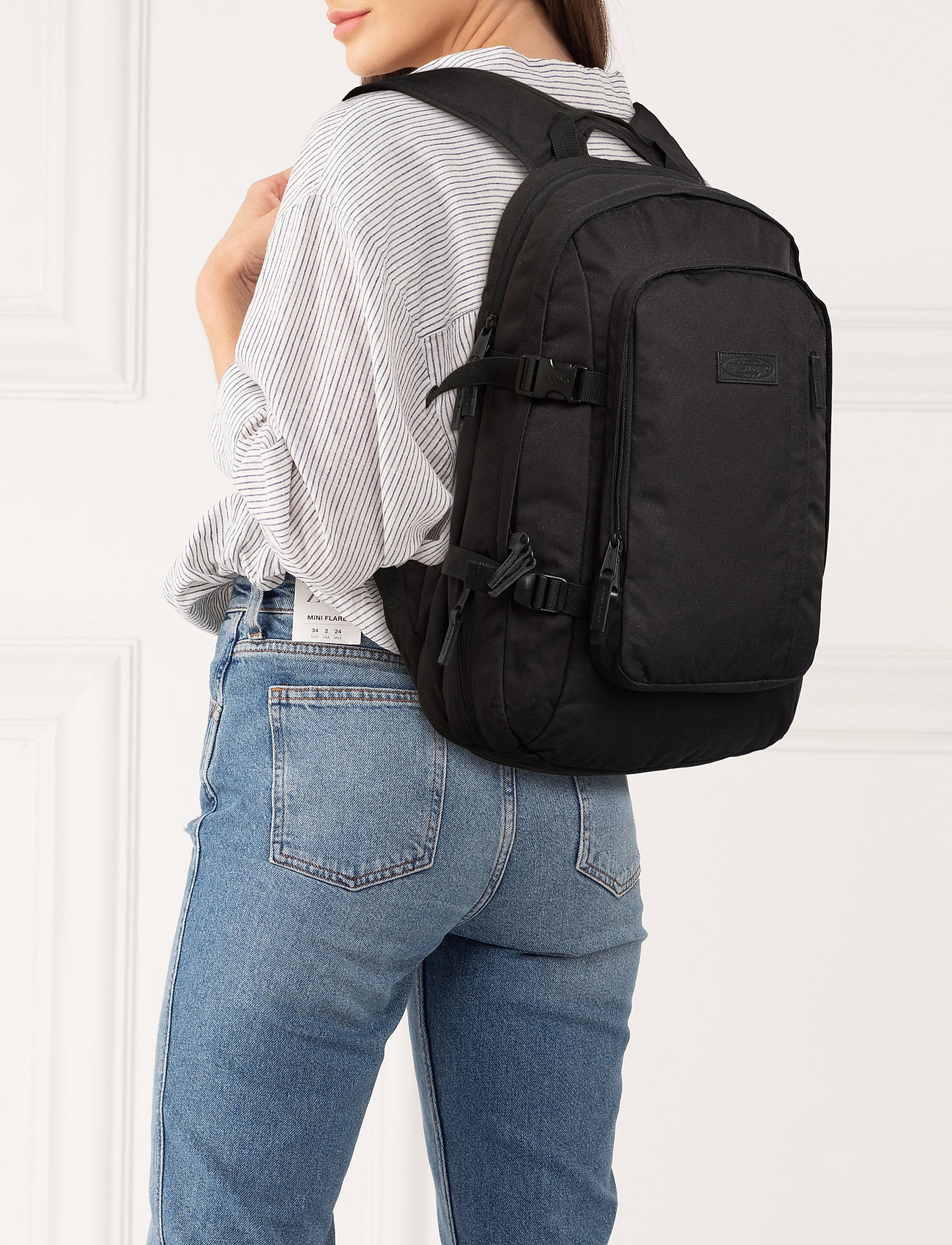 Eastpak - EVANZ - plecaki - black2