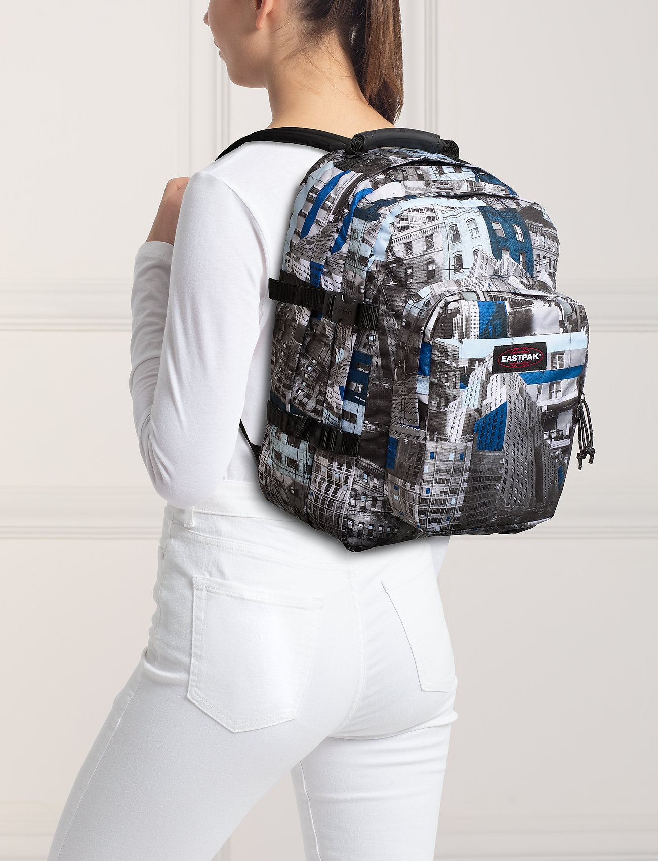 Eastpak - PROVIDER - backpacks - chroblue