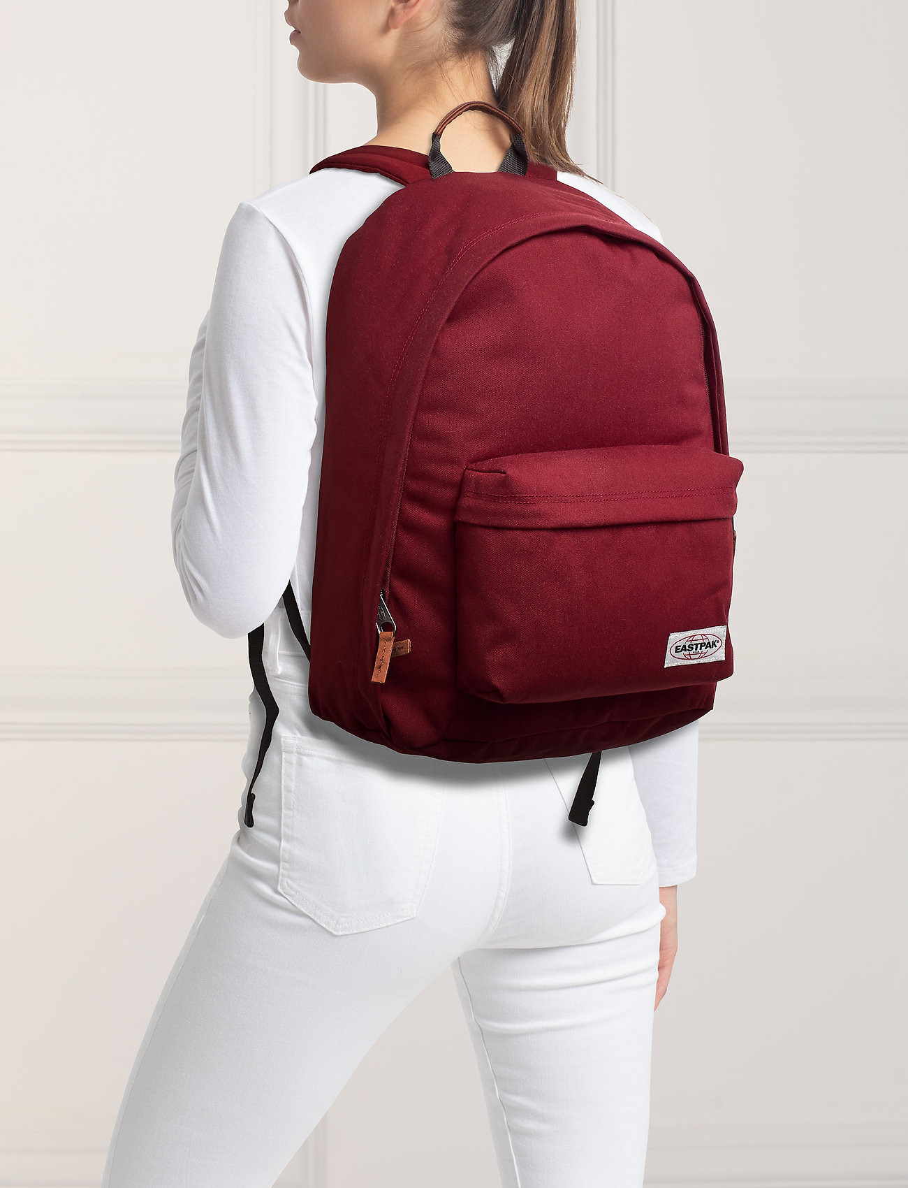 Eastpak - OUT OF OFFICE - backpacks - opgrade grape