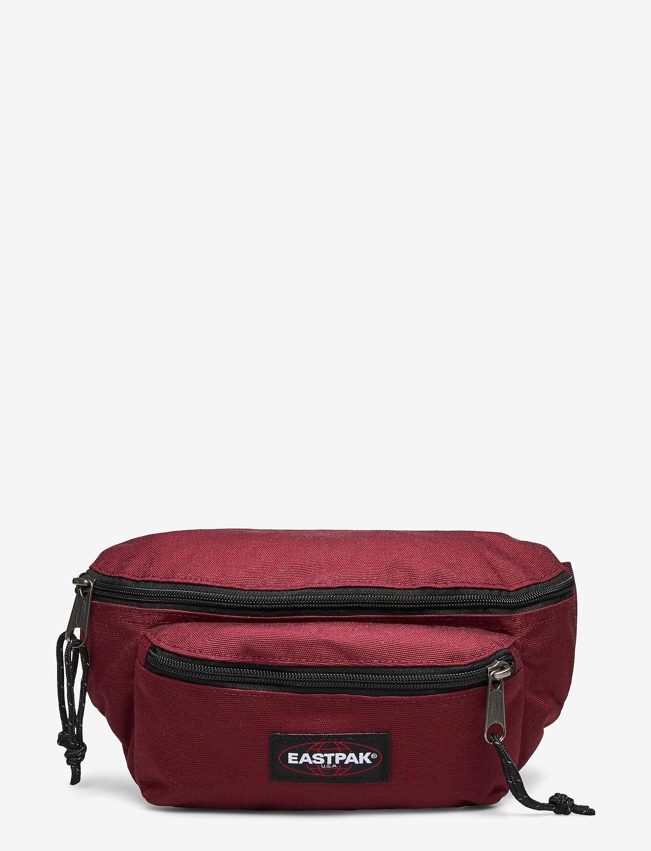 Eastpak - DOGGY BAG - heuptassen - brisk burgundy - 0