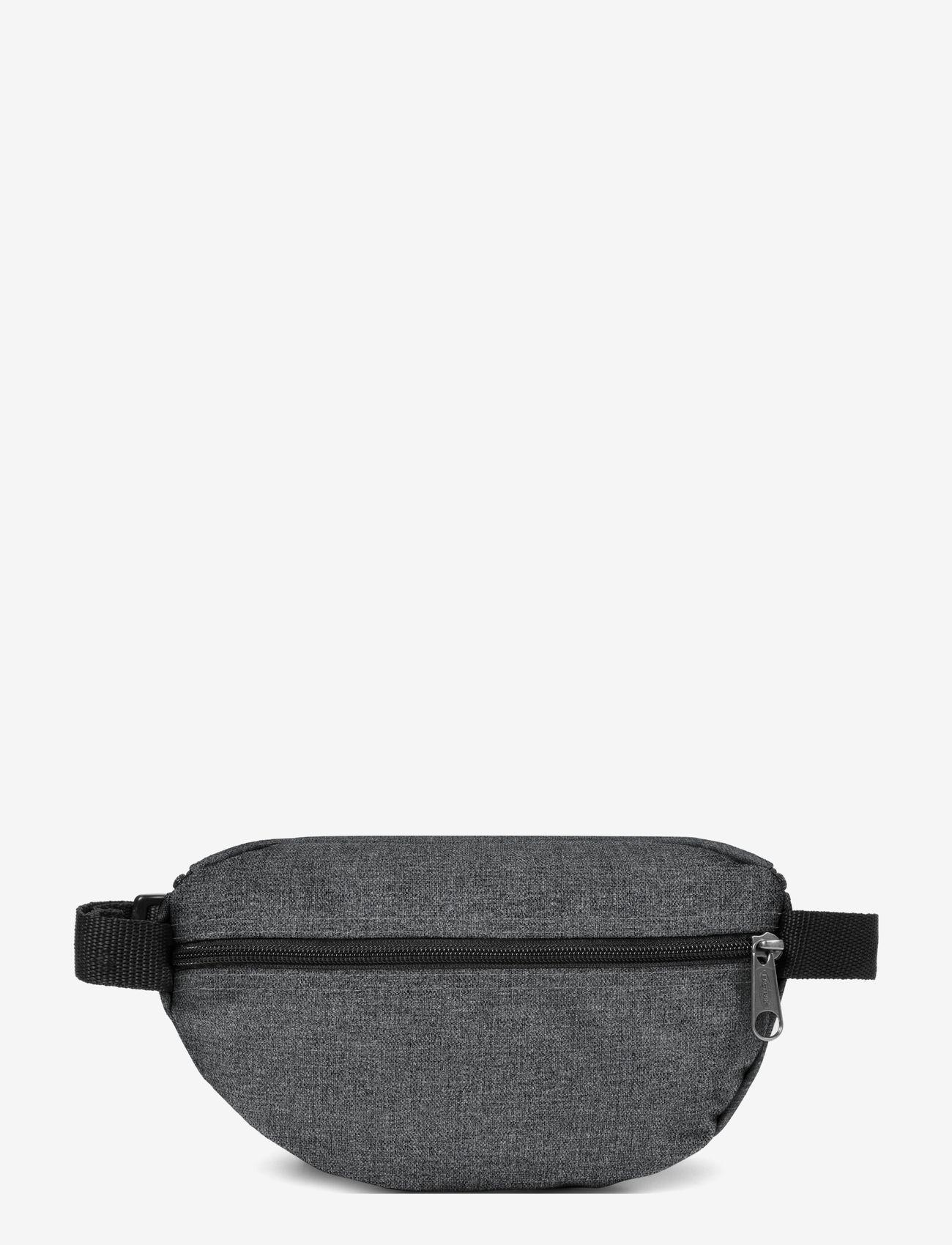 Eastpak - SPRINGER - magväskor - black denim - 1