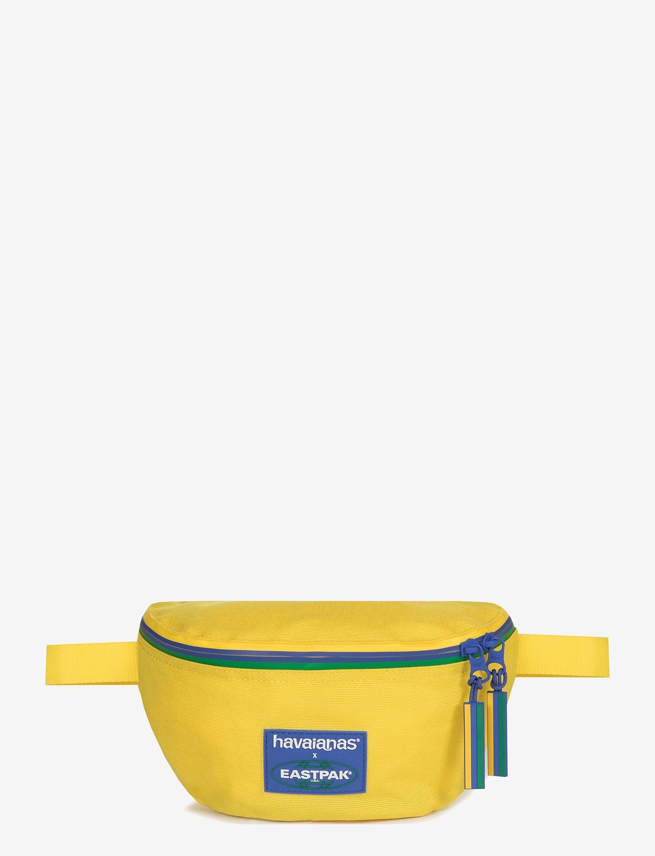 Eastpak - SPRINGER - heuptassen - havaianas yellow - 0
