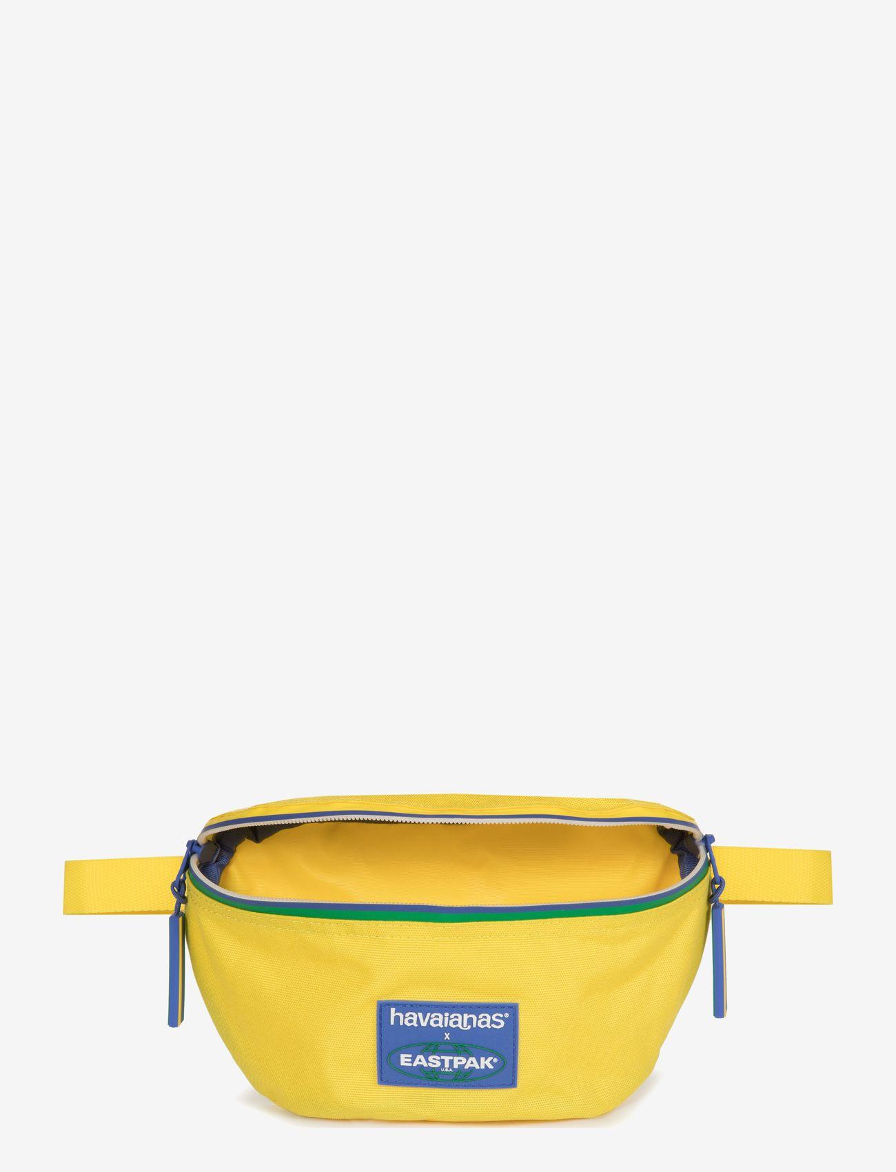 Eastpak - SPRINGER - heuptassen - havaianas yellow - 1