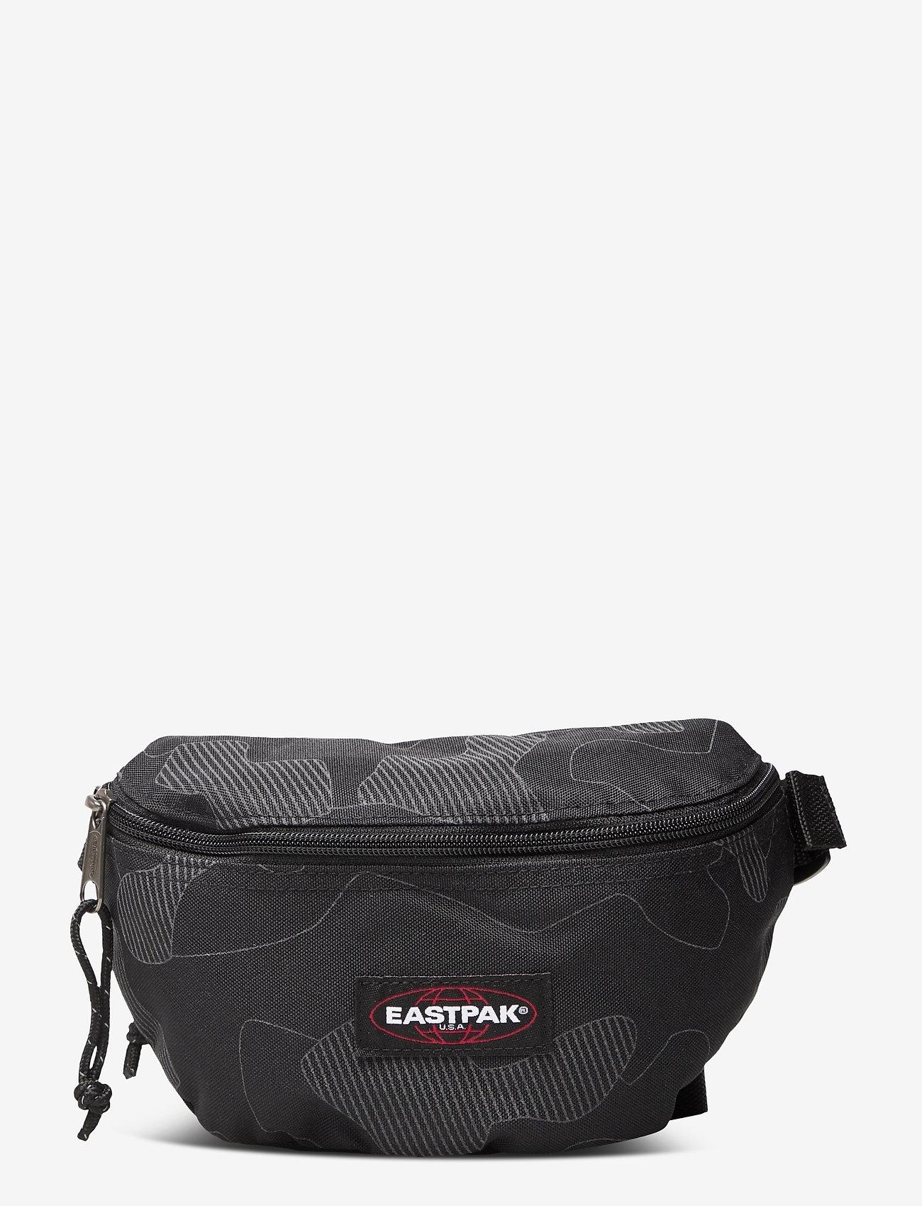 Eastpak - SPRINGER - heuptassen - reflective camo black - 0