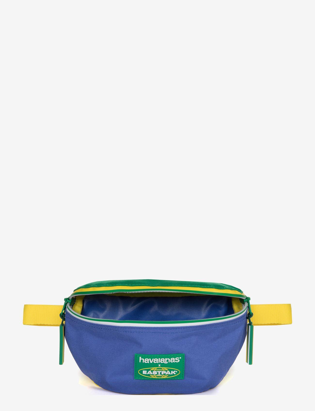 Eastpak - SPRINGER - heuptassen - havaianas mixed green - 1