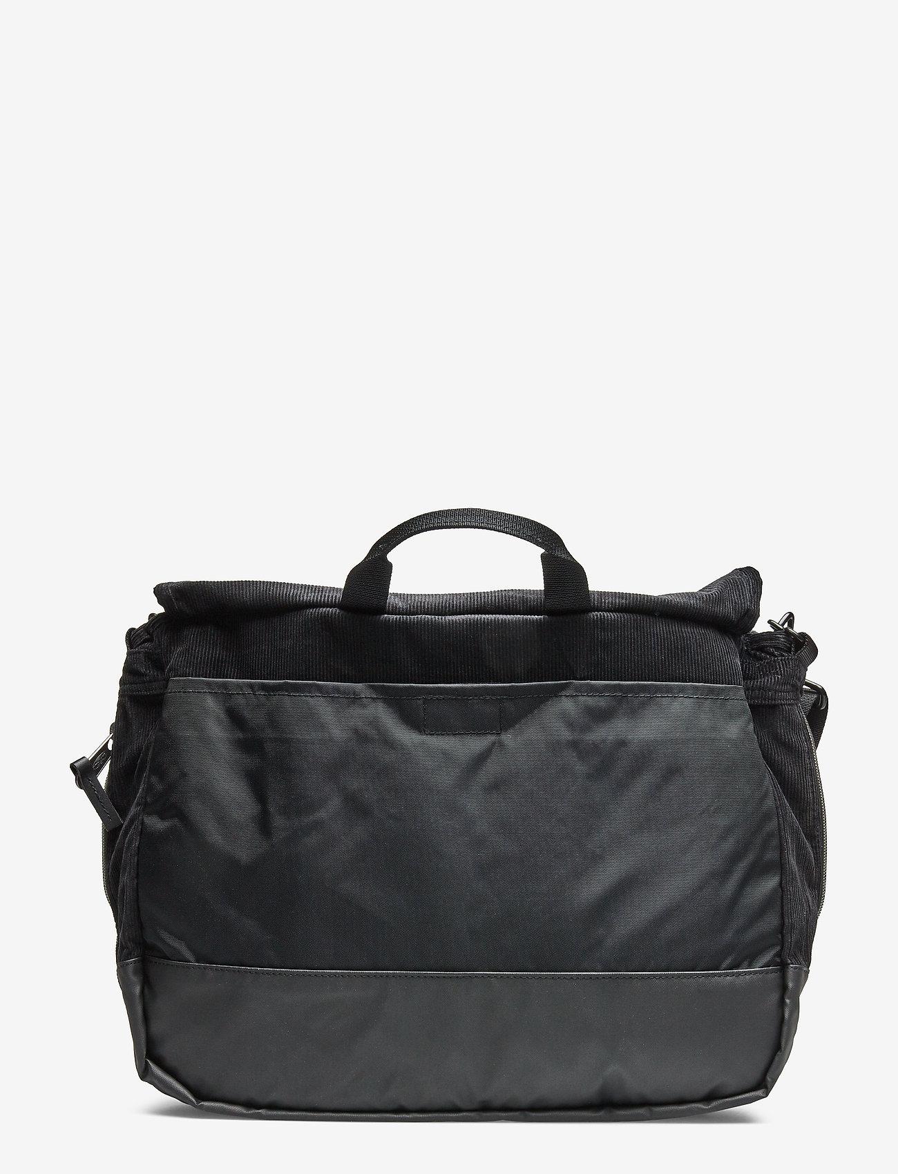 Eastpak - Delegate - shoulder bags - cordsduroy black - 1