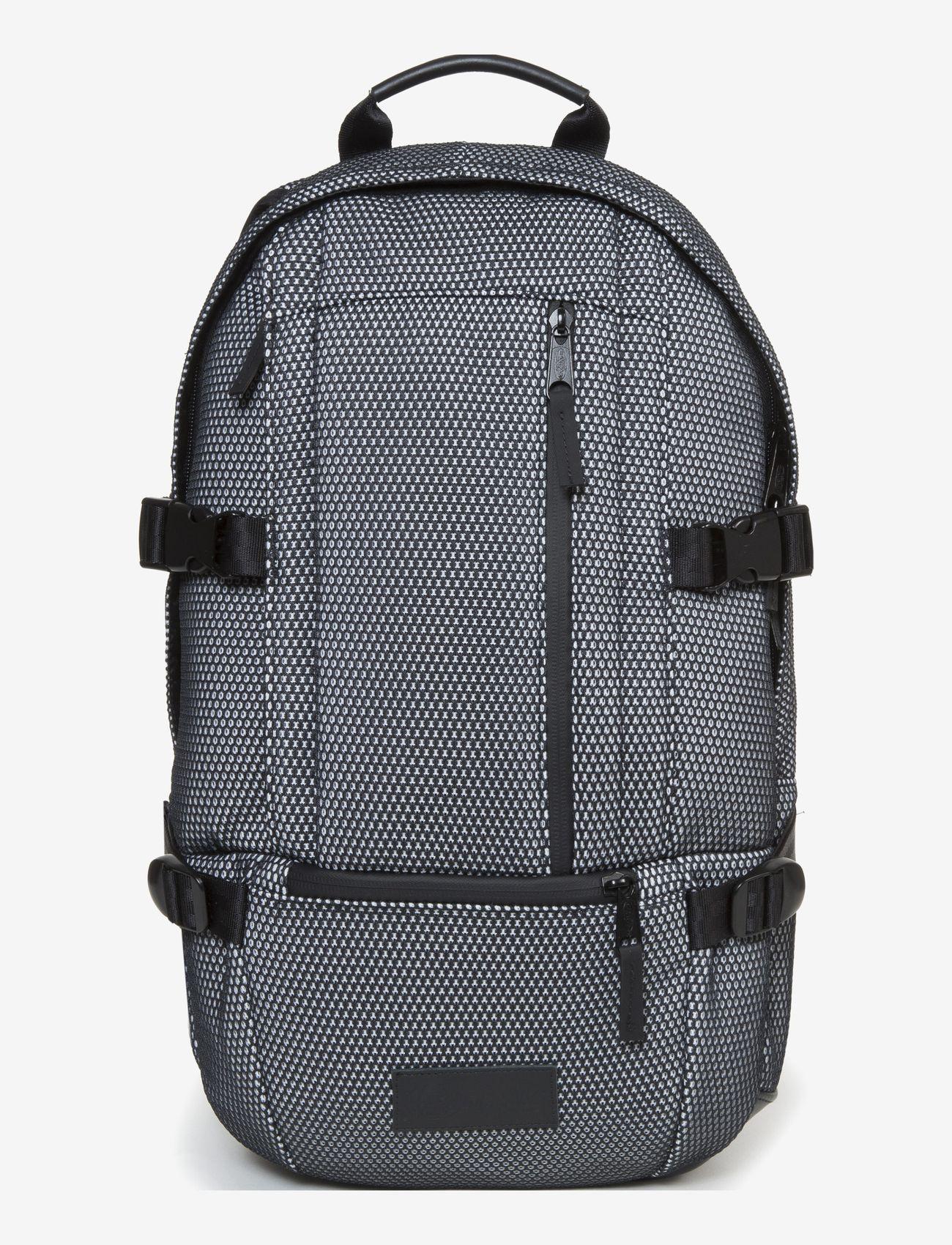 Eastpak - FLOID - backpacks - black mesh