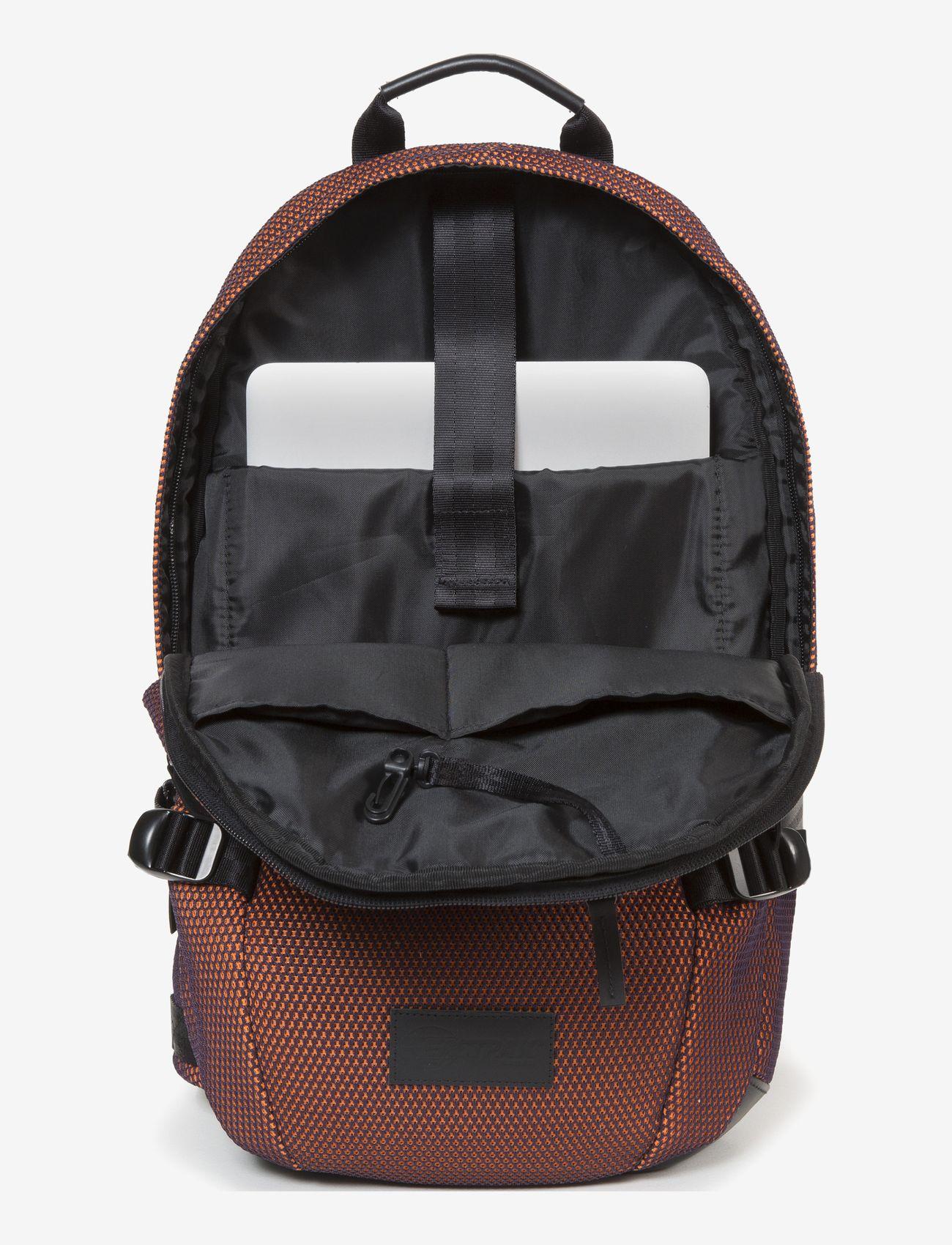 Eastpak - FLOID - backpacks - merlot mesh