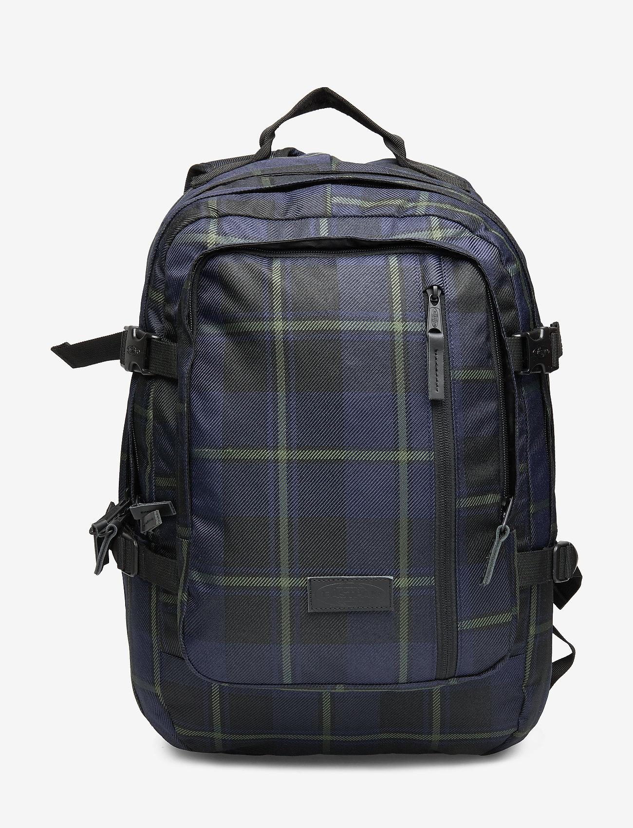 Eastpak - VOLKER - plecaki - mono night chec - 0