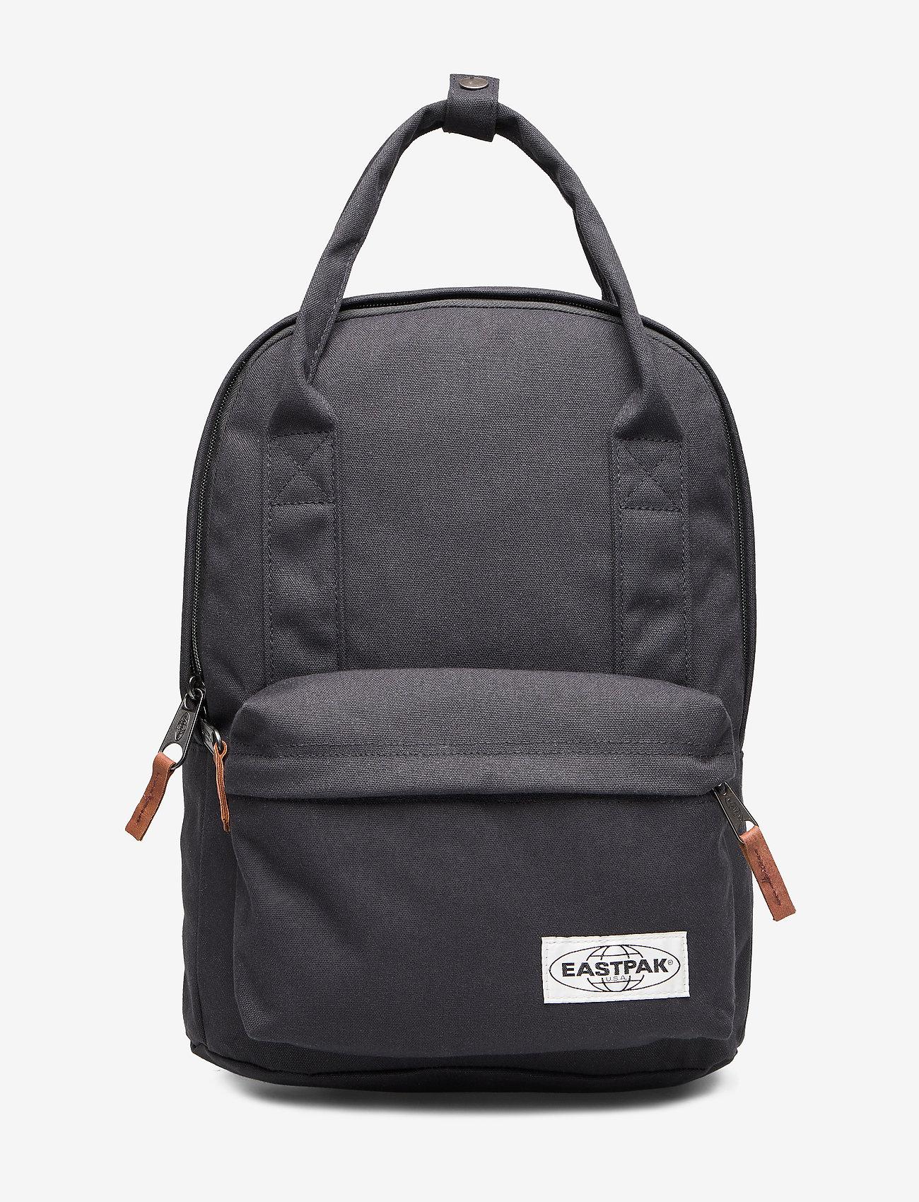 Eastpak - PADDED SHOP'R BLACK - ryggsäckar - opgrade dark - 0