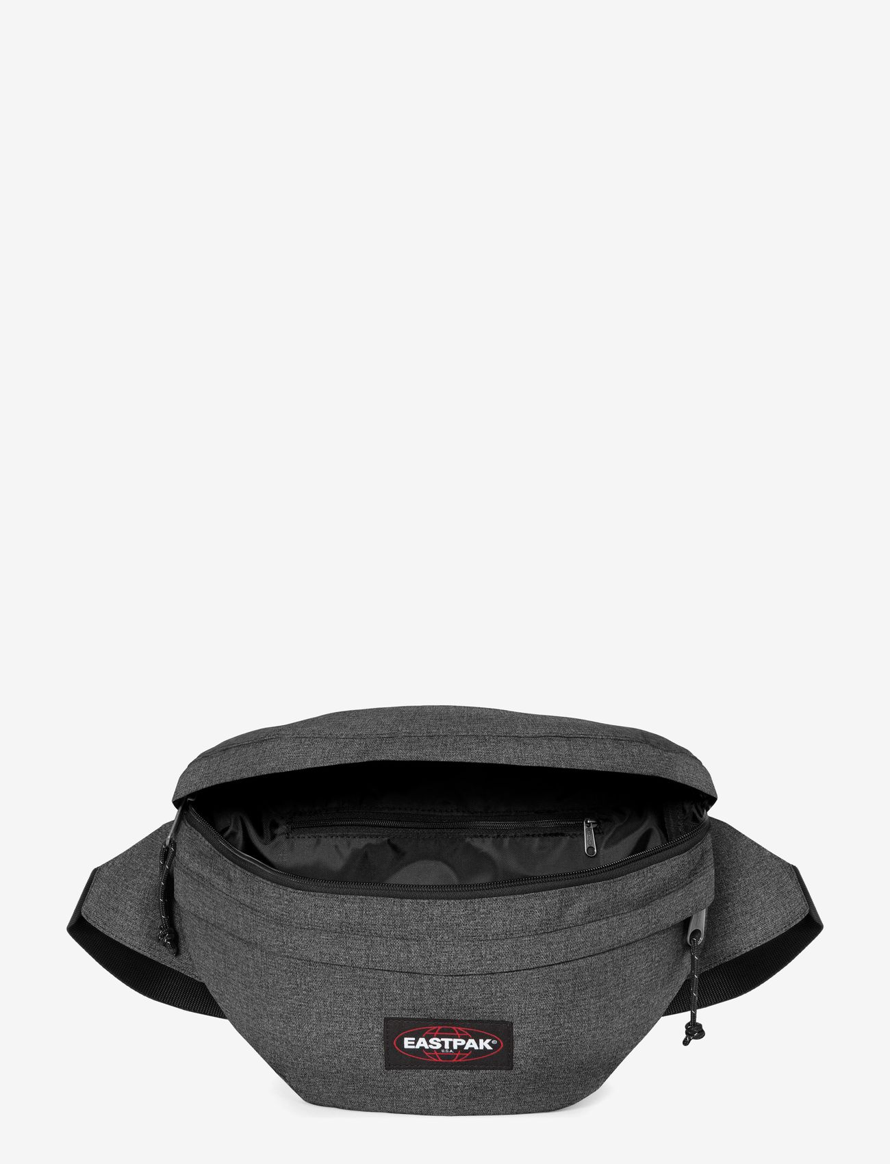 Eastpak - SPRINGER XXL - magväskor - black denim - 1