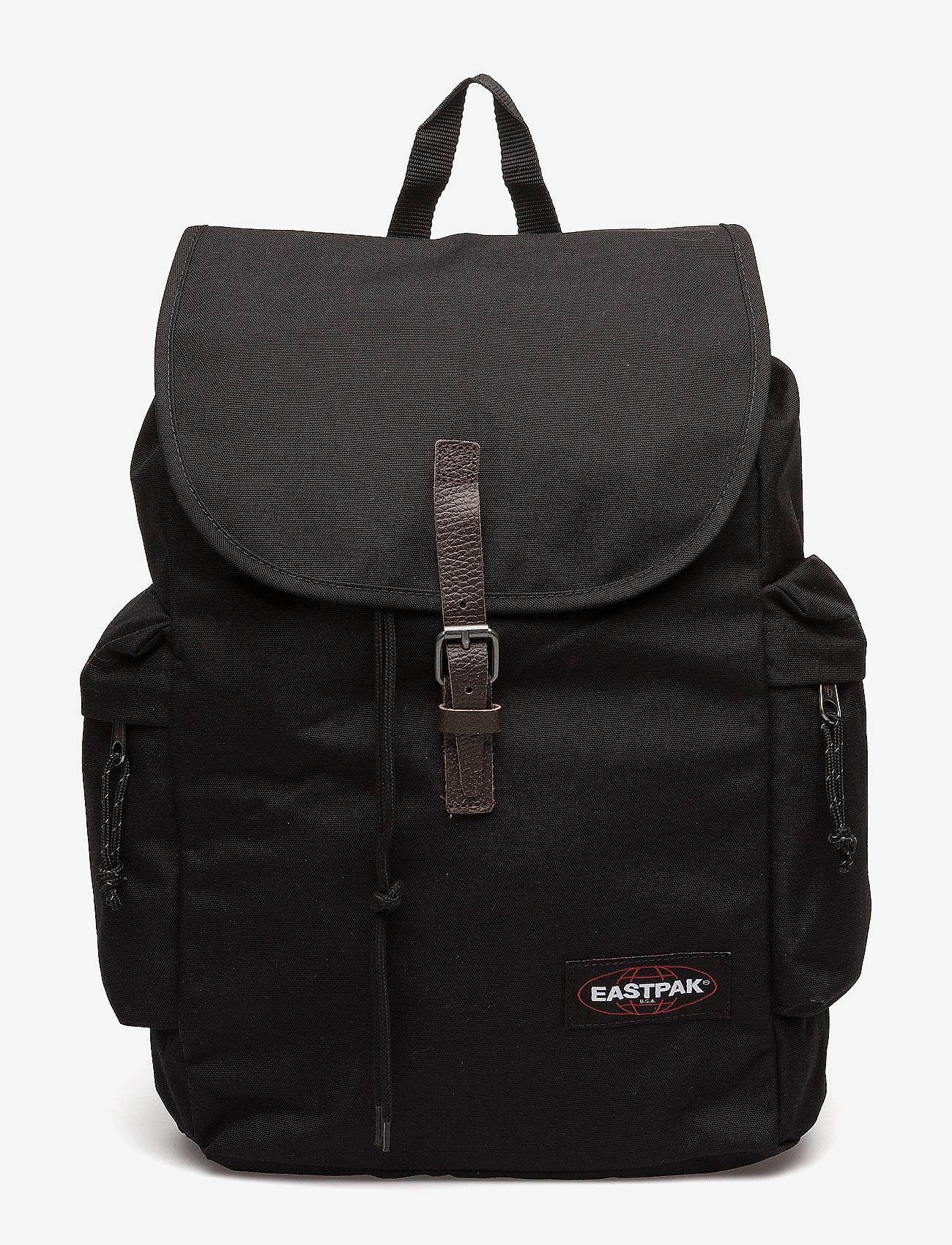Eastpak - AUSTIN - rucksäcke - black - 0
