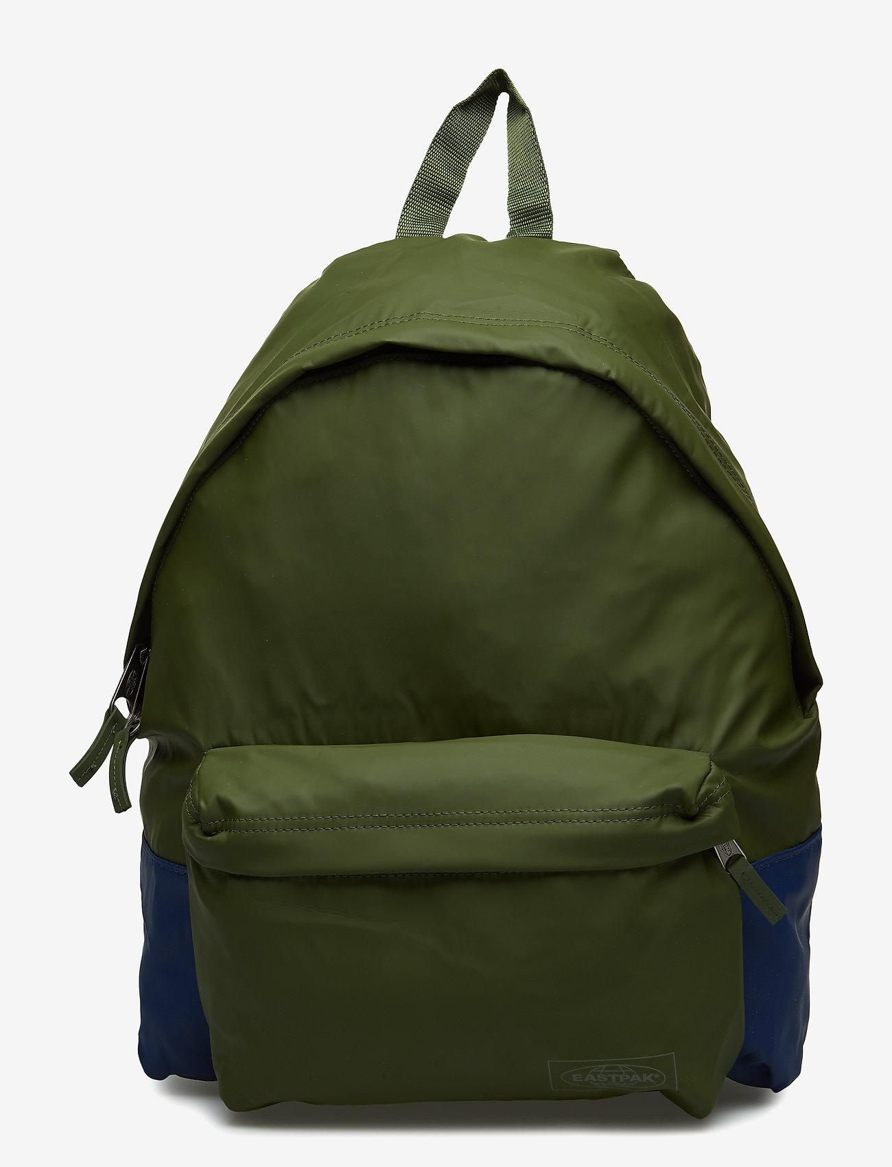Eastpak - PADDED PAK'R - backpacks - brimblock khaki