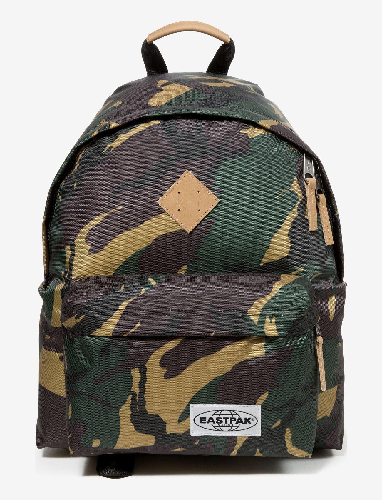 Eastpak - PADDED PAK'R - backpacks - into camo