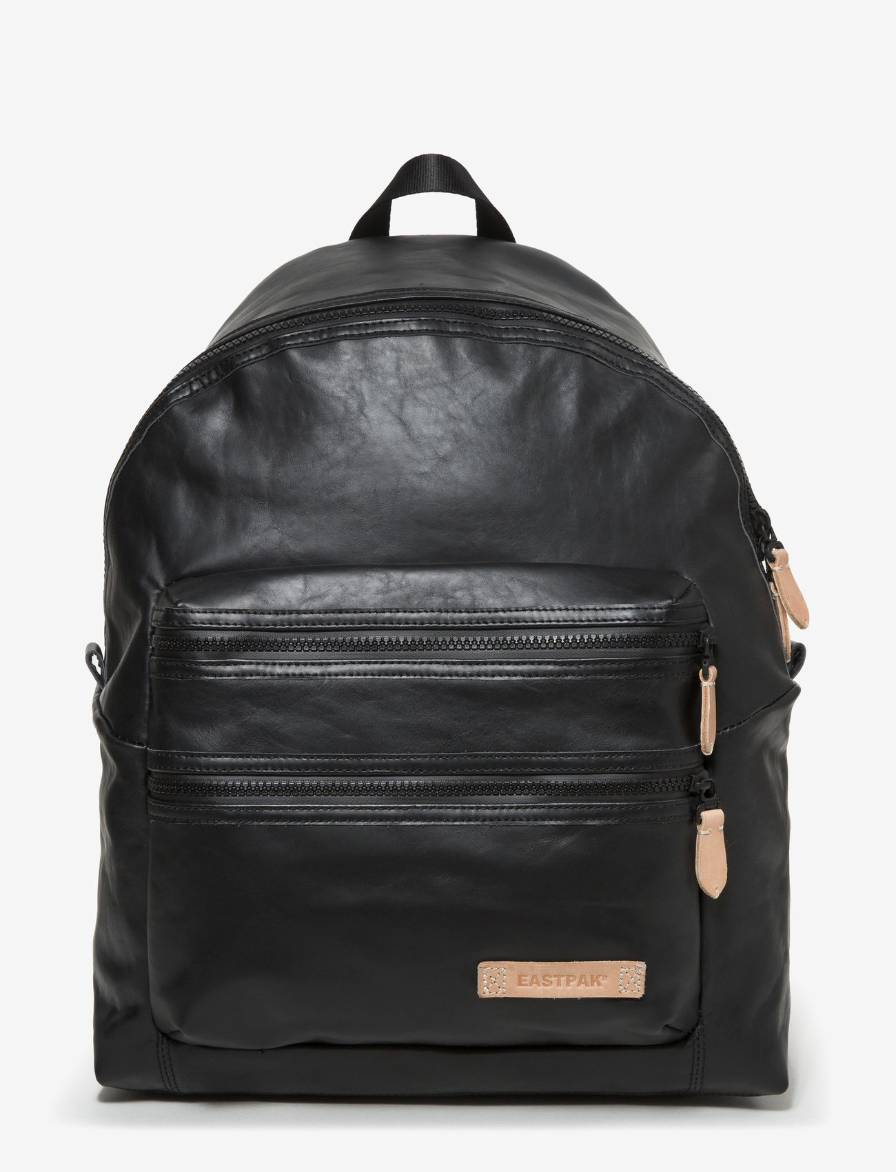 Eastpak - PADDED PAK'R - backpacks - fast black