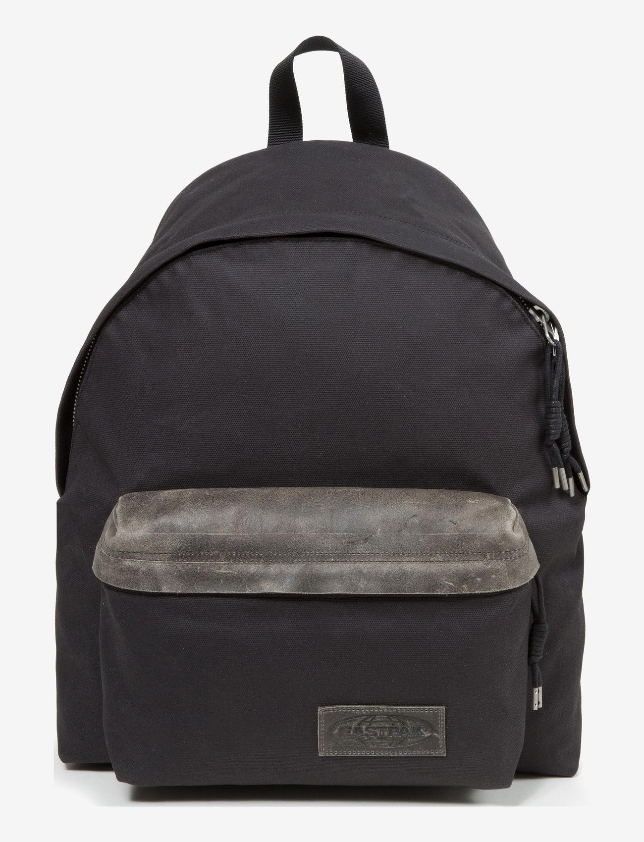 Eastpak - PADDED PAK'R - rucksäcke - axer black - 0