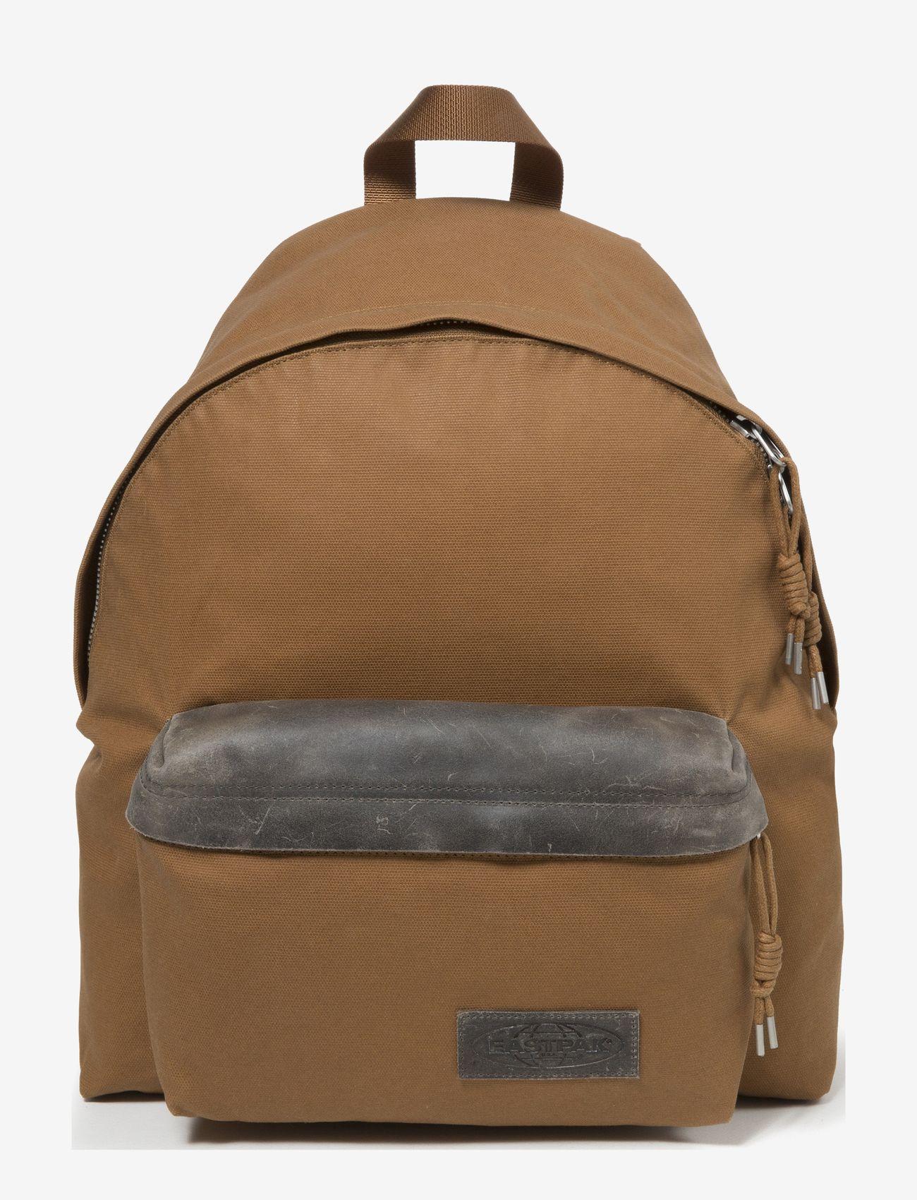 Eastpak - PADDED PAK'R - ryggsäckar - axer brown - 0