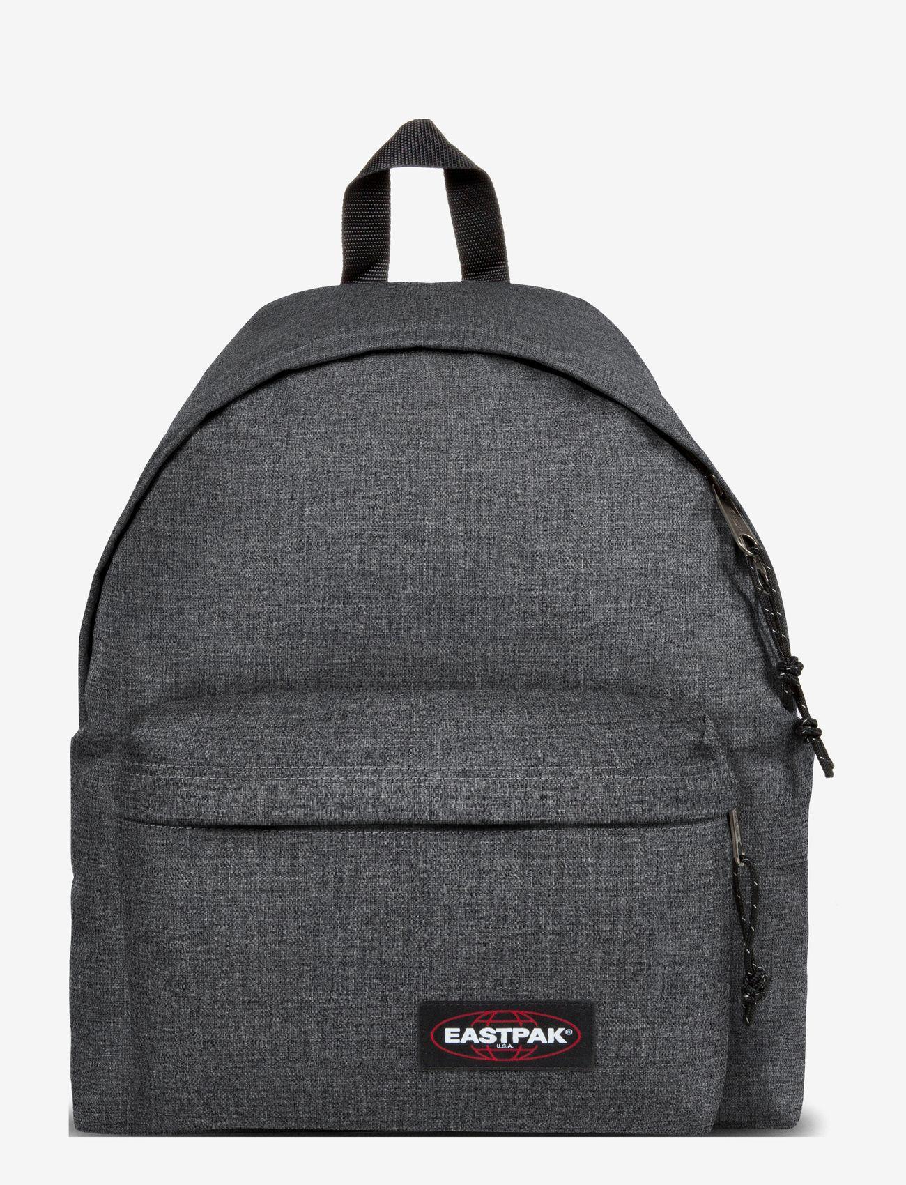 Eastpak - PADDED PAK'R - ryggsäckar - black denim - 0