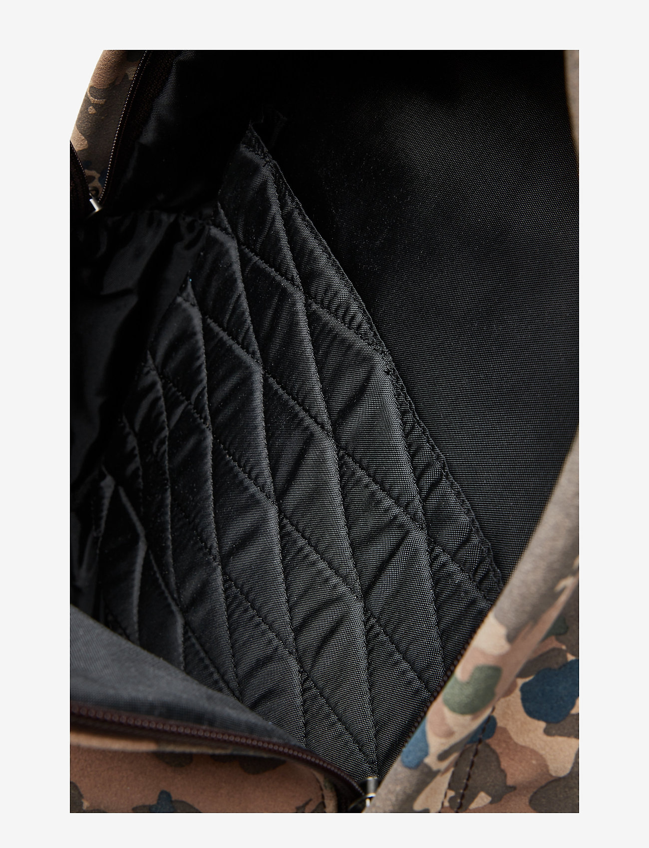 Eastpak PADDED PAK'R - Plecaki CAMO SUEDE - Torby